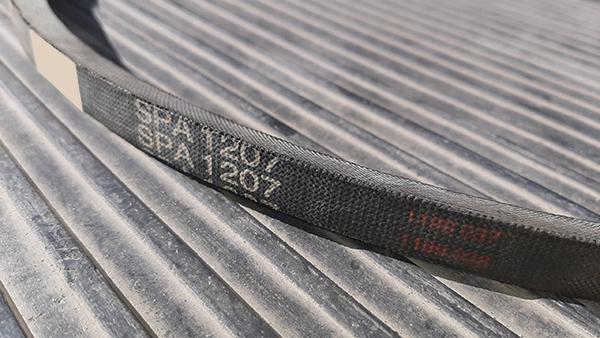 Ремень узкоклиновой SPA 1207 photo